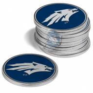 Nevada Wolf Pack 12-Pack Golf Ball Markers