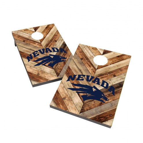 Nevada Wolf Pack 2' x 3' Cornhole Bag Toss