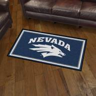 Nevada Wolf Pack 3' x 5' Area Rug