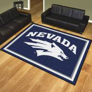 Nevada Wolf Pack 8' x 10' Area Rug