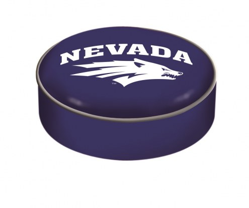 Nevada Wolf Pack Bar Stool Seat Cover