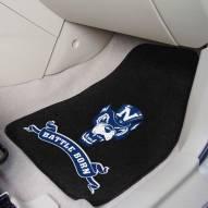 Nevada Wolf Pack 2-Piece Carpet Car Mats