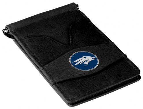 Nevada Wolf Pack Black Player's Wallet