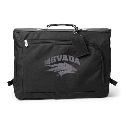 NCAA Nevada Wolf Pack Carry on Garment Bag