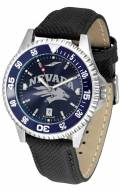 Nevada Wolf Pack Competitor AnoChrome Men's Watch - Color Bezel