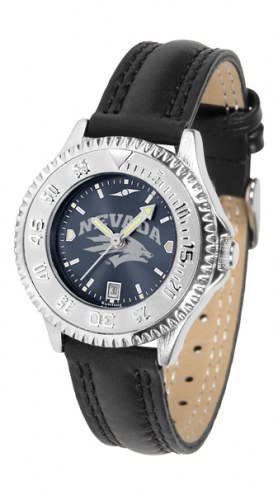 Nevada Wolf Pack Competitor AnoChrome Women's Watch