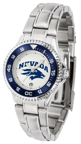 Nevada Wolf Pack Competitor Steel Women's Watch