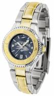Nevada Wolf Pack Competitor Two-Tone AnoChrome Women's Watch