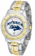 Nevada Wolf Pack Competitor Two-Tone Men's Watch