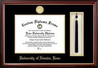 Nevada Wolf Pack Diploma Frame & Tassel Box