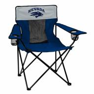 Nevada Wolf Pack Elite Tailgating Chair