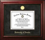 Nevada Wolf Pack Executive Diploma Frame