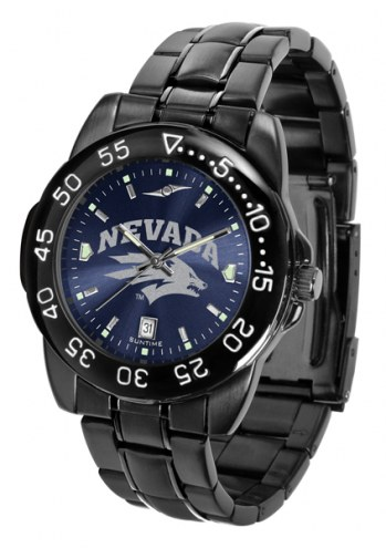 Nevada Wolf Pack FantomSport AnoChrome Men's Watch