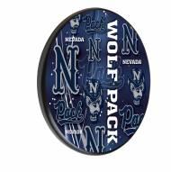Nevada Wolf Pack Digitally Printed Wood Sign