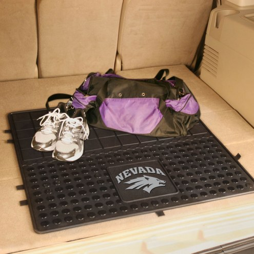 Nevada Wolf Pack Heavy Duty Vinyl Cargo Mat