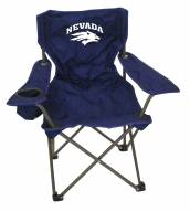 Nevada Wolf Pack Kids Tailgating Chair