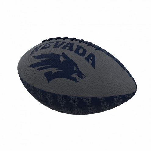 Nevada Wolf Pack Mini Rubber Football