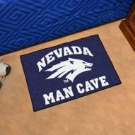 Nevada Wolf Pack Man Cave Starter Mat