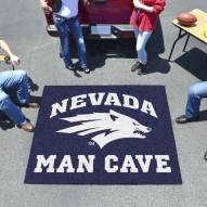 Nevada Wolf Pack Man Cave Tailgate Mat