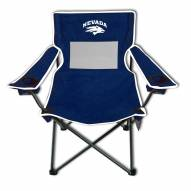 Nevada Wolf Pack Monster Mesh Tailgate Chair