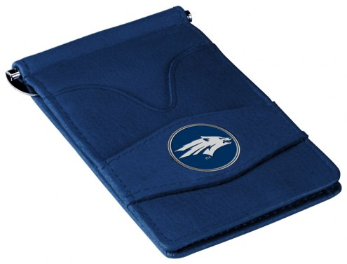 Nevada Wolf Pack Navy Player's Wallet