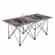Nevada Wolf Pack Pop Up 6' Ping Pong Table