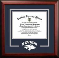 Nevada Wolf Pack Spirit Diploma Frame