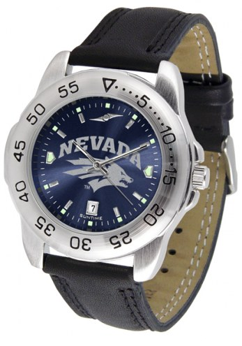 Nevada Wolf Pack Sport AnoChrome Men's Watch