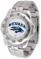 Nevada Wolf Pack Sport Steel Men's Watch