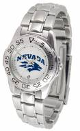 Nevada Wolf Pack Sport Steel Women's Watch