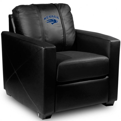 Nevada Wolf Pack XZipit Silver Club Chair