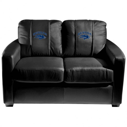 Nevada Wolf Pack XZipit Silver Loveseat