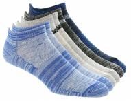 New Balance Lifestyle Men's No Show Socks - 6 Pack