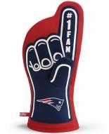 New England Patriots #1 Fan Oven Mitt