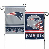 "New England Patriots 11"" x 15"" Garden Flag"