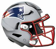 "New England Patriots 12"" Helmet Sign"