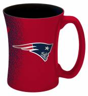 New England Patriots 14 oz. Mocha Coffee Mug