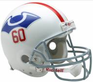 New England Patriots 1960 Riddell VSR4 Authentic Full Size Football Helmet