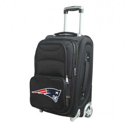 "New England Patriots 21"" Carry-On Luggage"