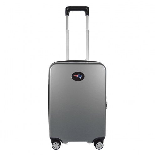 """New England Patriots 22"""" Hardcase Luggage Carry-on Spinner"""