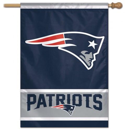 "New England Patriots 27"" x 37"" Banner"