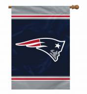 "New England Patriots 28"" x 40"" Banner"