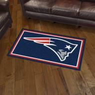 New England Patriots 3' x 5' Area Rug