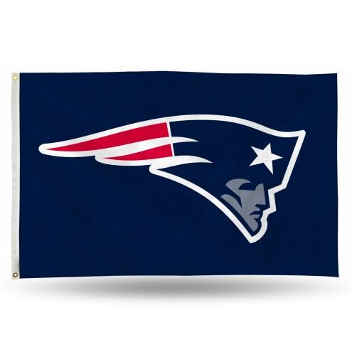 New England Patriots 3' x 5' Banner Flag