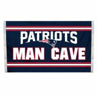 New England Patriots 3' x 5' Man Cave Flag