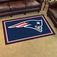 New England Patriots 4' x 6' Area Rug