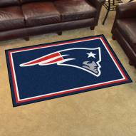 New England Patriots 4' x 6' Area Rug