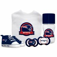 New England Patriots 5-Piece Baby Gift Set