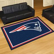 New England Patriots 5' x 8' Area Rug