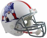 New England Patriots 61-64 Riddell VSR4 Authentic Full Size Football Helmet